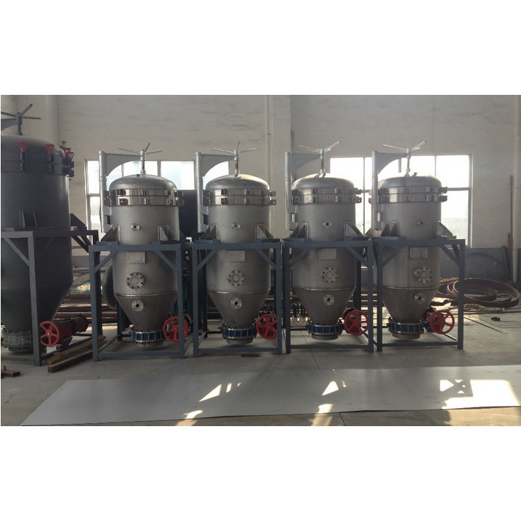 Leaf Filter Filter for Vegetable Oil Processing