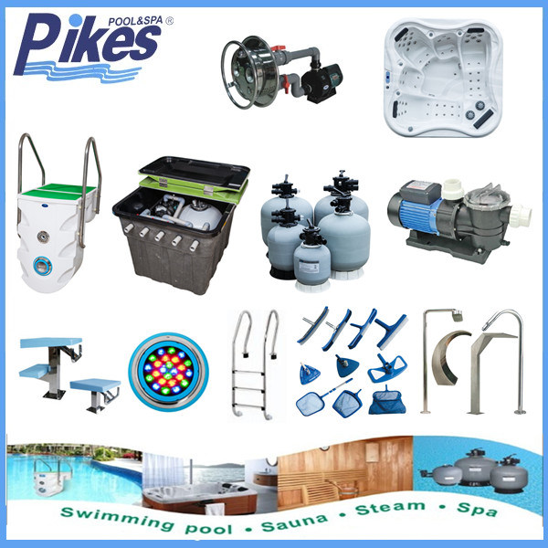 Fiberglass Swimming Pool Top Mount Sand Filter