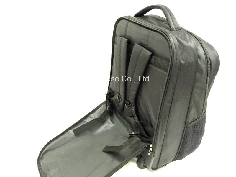 High Quality Trolley and Backpack Multi Function Wheeled Trolley Duffel Travel Bag (GB#10010)