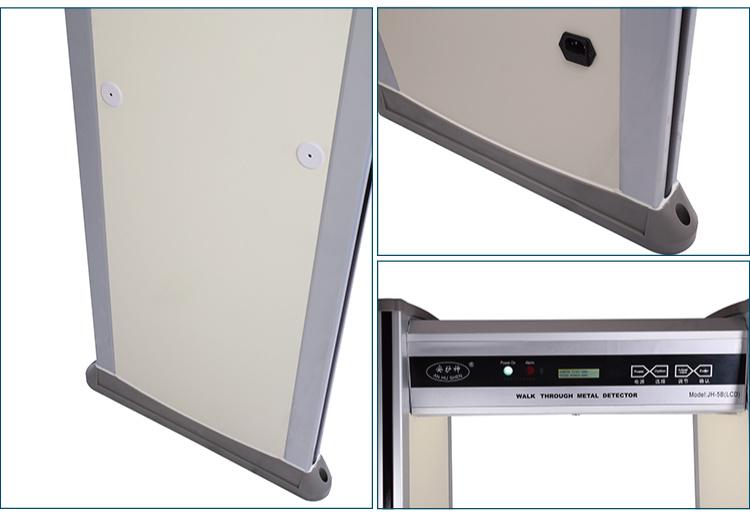 Anhushen Waterproof Walk Through Metal Detector Gate (JH-5B)