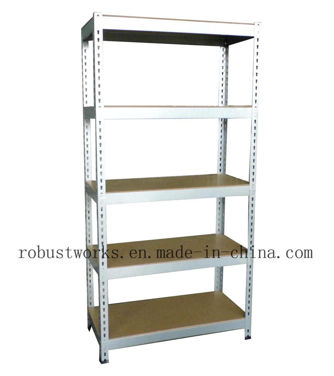 Metal Shelf Steel Storage Rack (8040-150)