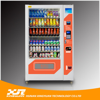 Best Quality Hot Selling Snack&Coffee Vending Machine