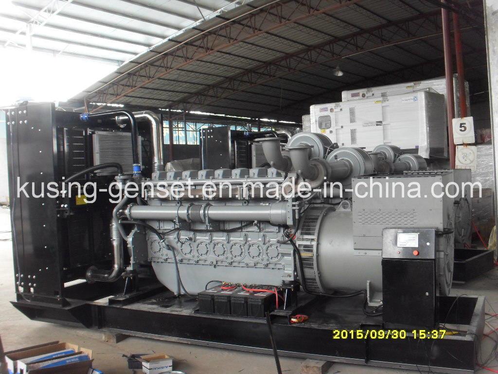 10kVA-2250kVA Power Diesel Silent Generator Set with Perkins Engine (PK35000)