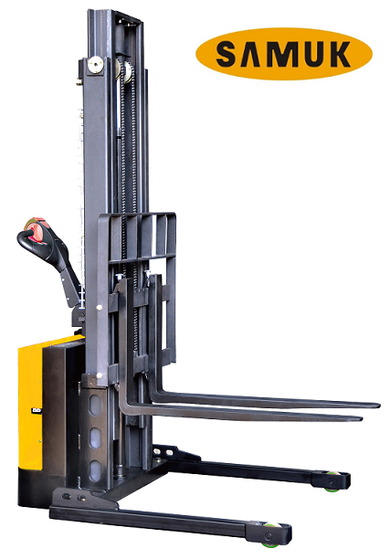 Economic Type Electric Power Stacker 1.0-1.5ton