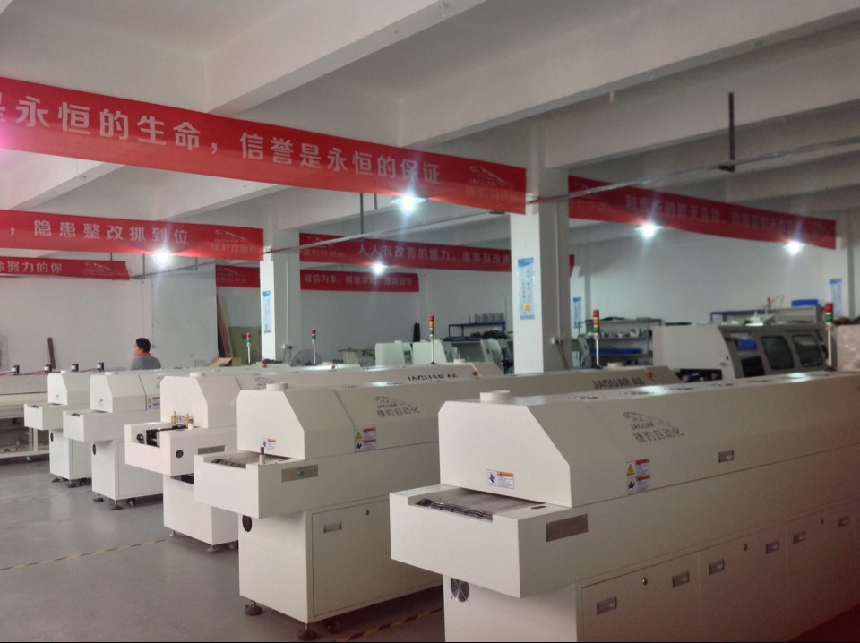 Lead Free 10 Zones Reflow Oven for SMT Soldering (F10)