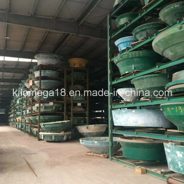 Hot Sale Mantle and Concave for Cone Crusher