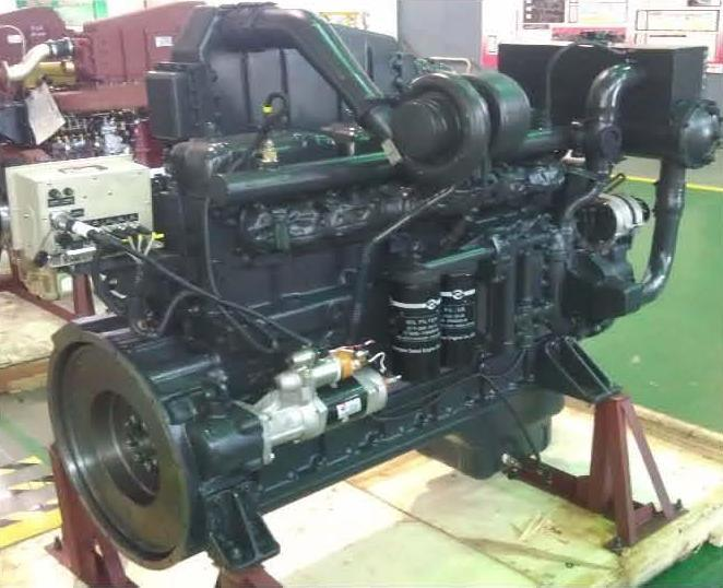 162~363 Kw G Series Marine Diesel Engine