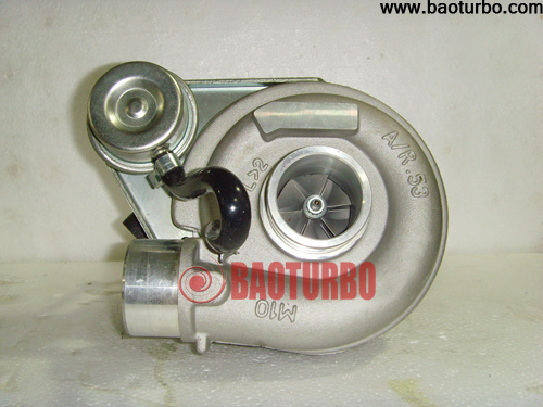 Gt1752h/454061-5010 Turbocharger for Renault