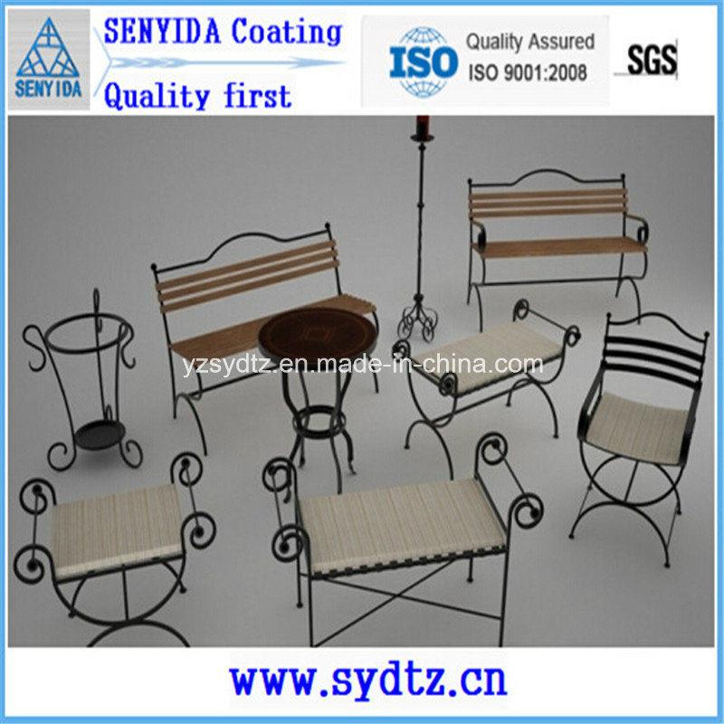 Indoor Powder Coating for Iron Furniture
