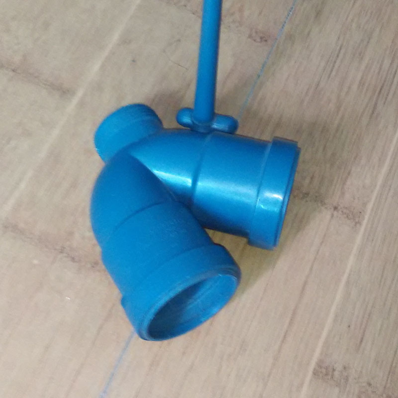 PVC Drainage Fittings with Door (mould)