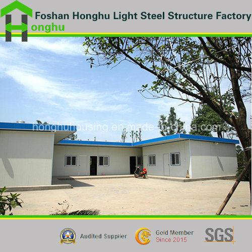 Steel Prefab House Apartment Building