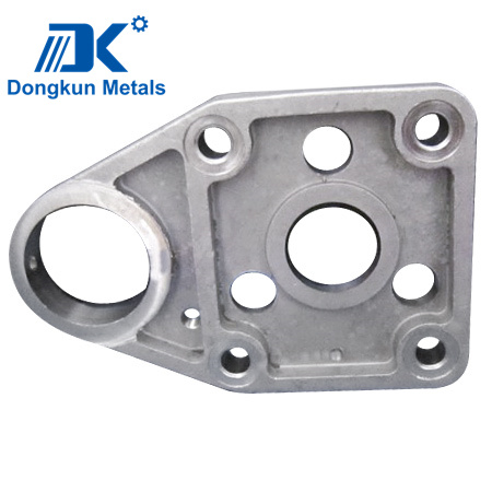 Stainless Steel Lost Wax Casting Parts with Draw