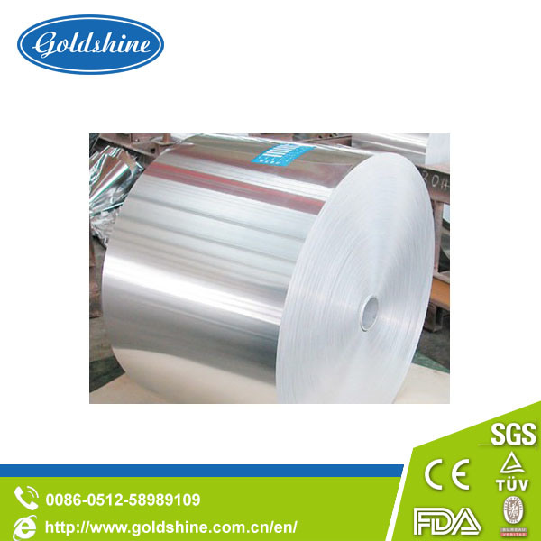 Anti-Moister and Anti Pollution Raw Material Aluminium Foil Jumbo Roll in China