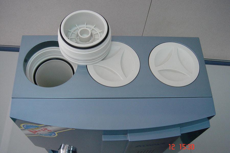RO Water Dispenser-200GPD-Tankless (HRO-505i)