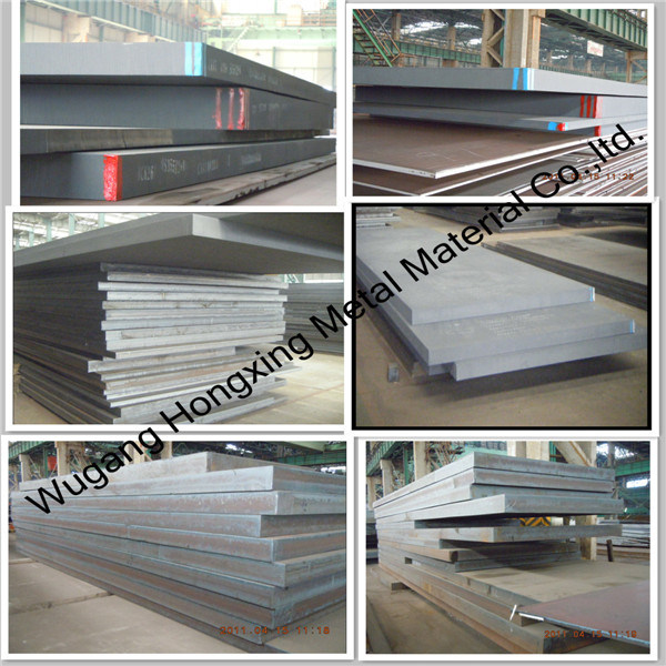 Ss400/Q235B Carbon Steel Plate and Sheet