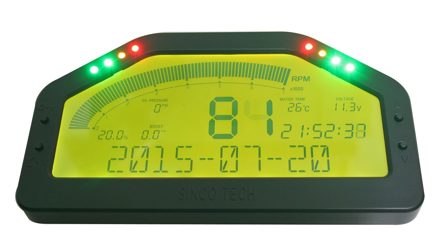Combination Gauge for OBD Dash Board Gauge (904)