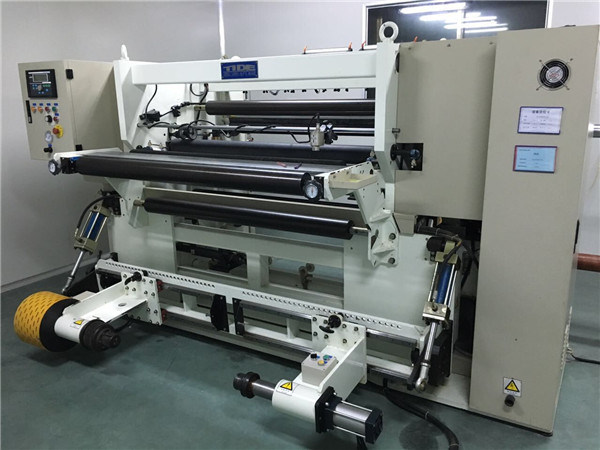 High Speed Slitting Machine for Used