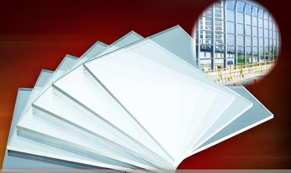 Plastic Transparent PMMA Display Acrylic Sheet