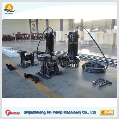 Heavy Duty Centrifugal Marine Submersible Sand Slurry Pump