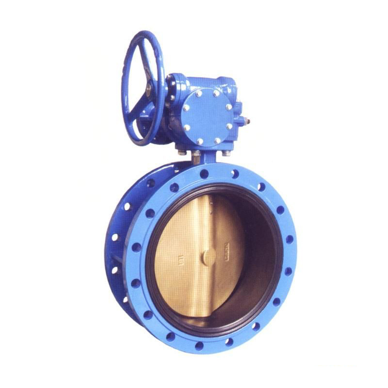 Carbon Steel Triple Offset Hard Sealing Butterfly Valve