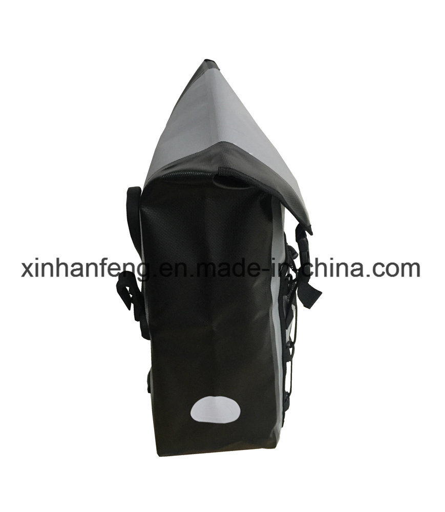 Bicycle Single Rear Painier Bag for Bike (HBG-062)