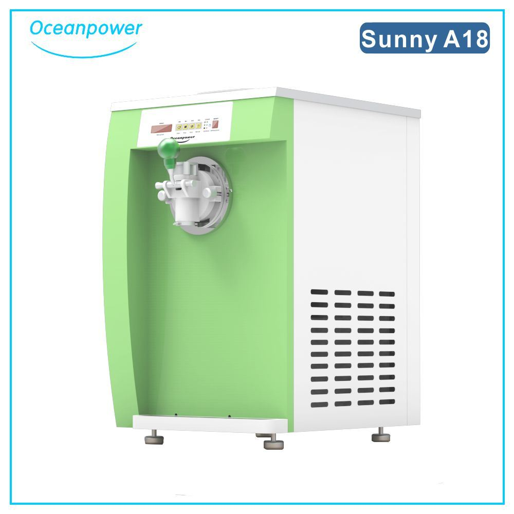 Mini Frozen Yogurt Machine (Oceanpower Sunny A18)
