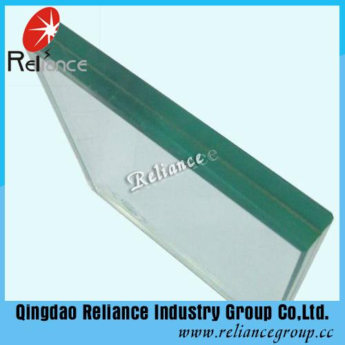6.38mm/8.38mm/10.38mm/12.38mm Laminated Glass /Layer Glass /PVB Glass /Sgp Laminated Glass /Saefty Glass/Silk Screen Laminated Glass
