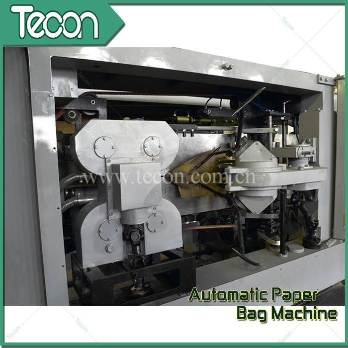 Valve Sack Tube Forming Machine