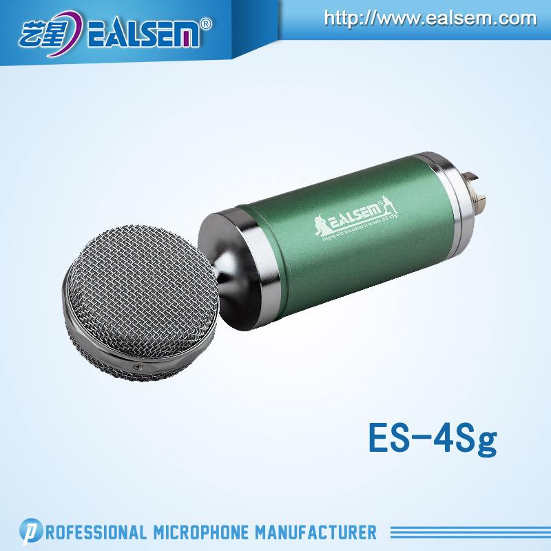 Ealsem Es-4sg-F OEM Enping Good Quality Computer Project Small Diaphragm Condenser Microphone