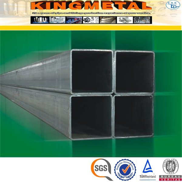 50X50 Q195 ERW Ms Square Pipe Tube Price