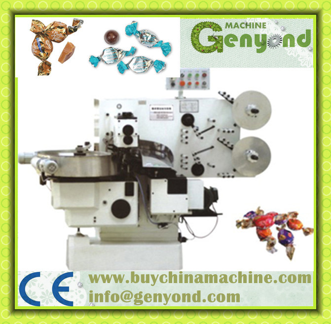 Chocolate Candy Double Twist Packing Machine