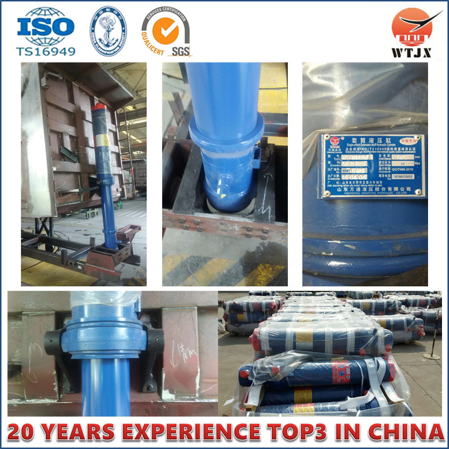 Front End Cylinder for Trailer Dump Truck Hydraulic Cylinder