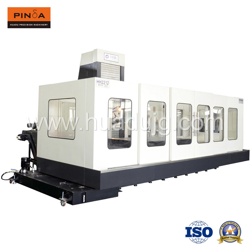 Moving Column Precision Horizontal CNC Machine for Metal-Cutting Hh1812