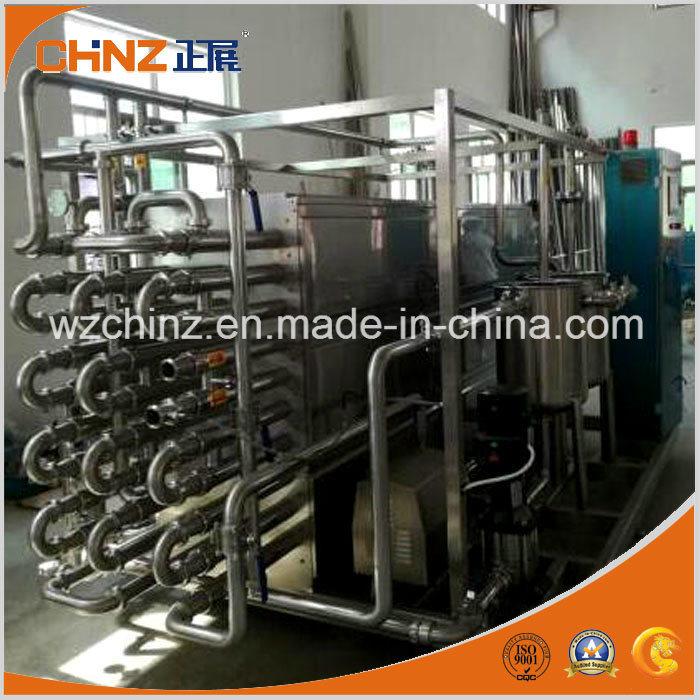 Wenzhou Manufacturer Milk/Yogurt/Juice Sterilization Equipment