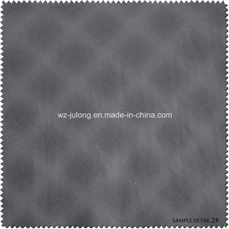 Fashion Design Printing Garment Leather (G011)