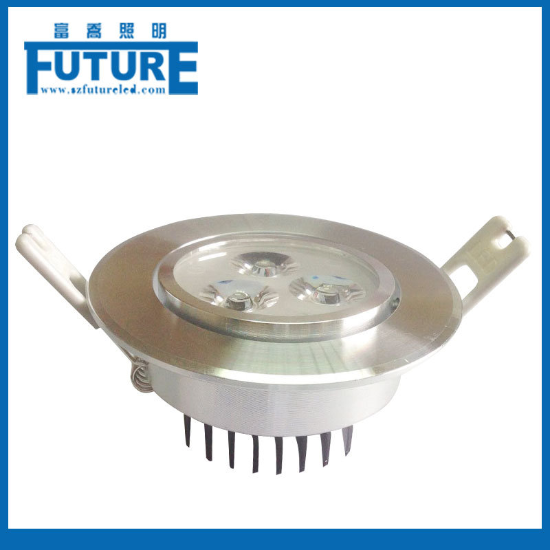 12W/18W High Power LED Recessed Ceiling Downlight /Spotlight