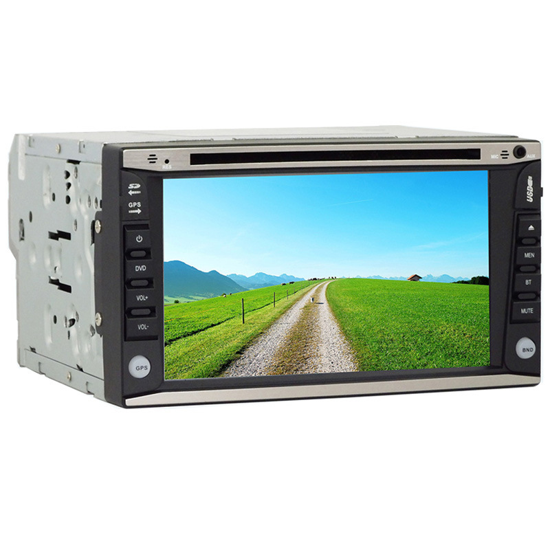 6.2inch Double DIN 2DIN Car DVD Player with Wince System Ts-2016-2