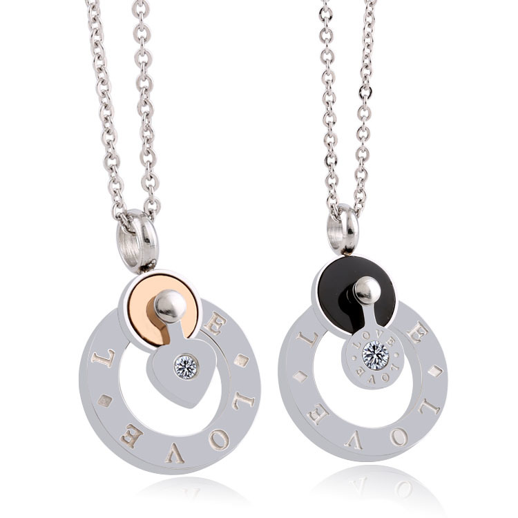 Stainless Steel Pendant Fashion Jewelry Lovers Pendant (hdx1147)