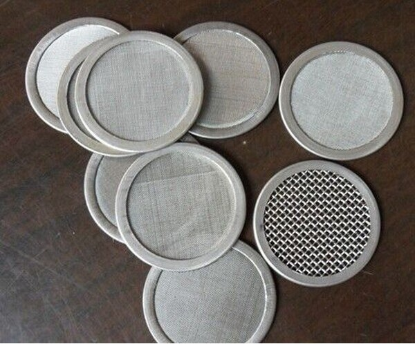 304 316 Stainless Steel Industrial Layered Filter Disc