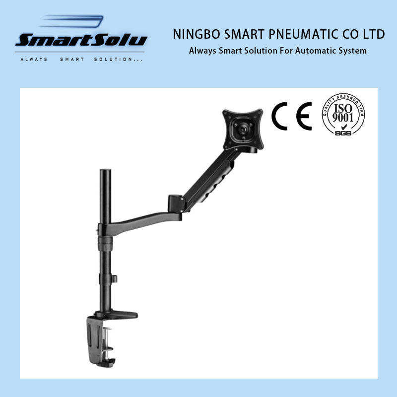 Smart LCD Monitor Mount Gas Spring Arm Desktop Monitor Mount