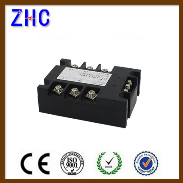 10A 15A 25A 40A 3 Phase Solid State Relay Contactor