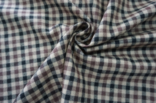 Wool Fabric Tweed 95W5p