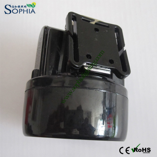 New IP68 Rechargeable LED Head Lamp Cap Lamp
