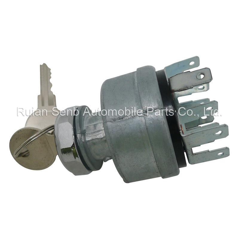 Ignition Switch with Lock Cylinder W/Keys