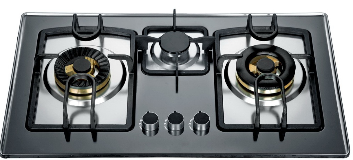 Three Burner Built-in Hob (SZ-LX-208)