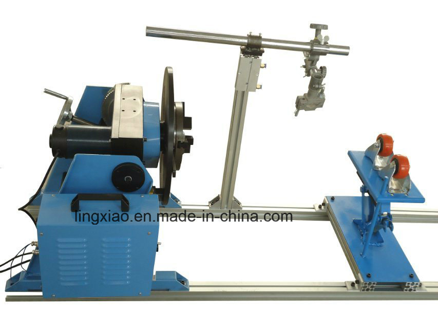 Ce Certified Combined Welding Positioner for Girth Welding
