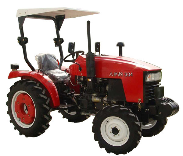 4 Wheels Drived Wheeled Tractor