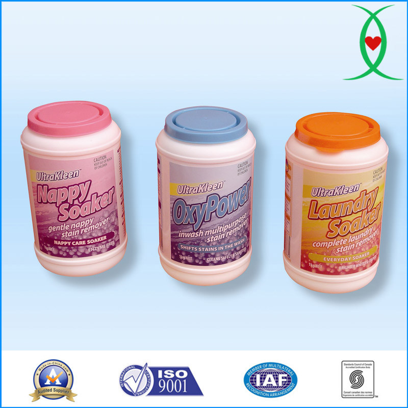New Style Bottle Packing Laundry Powder/Detergent Powder