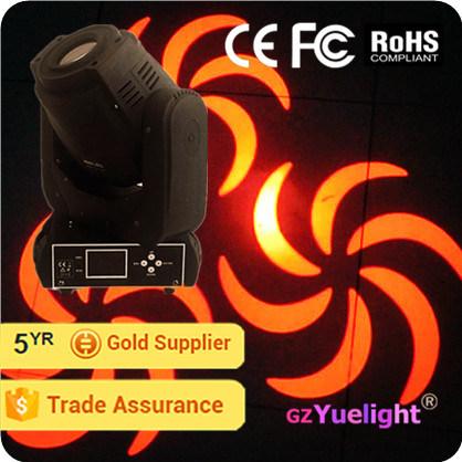 Yuelight LED Sharpy 60W Moving Head Spot Gobo Light