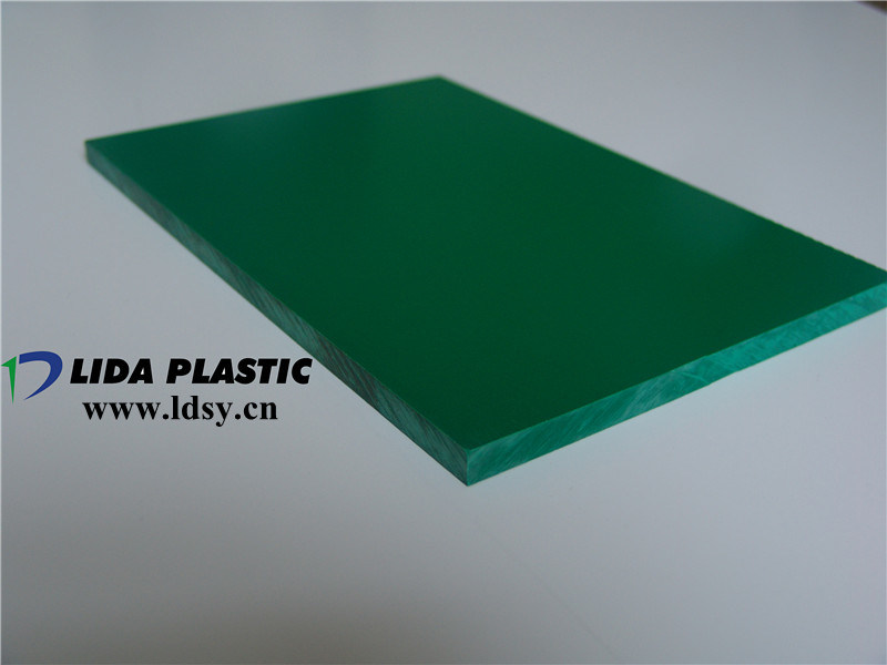 PVC Dark Green Sheet